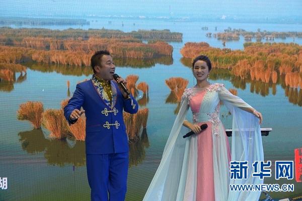 """宁夏""""旅游大篷车全国十城巡演""""活动走进郑州"""